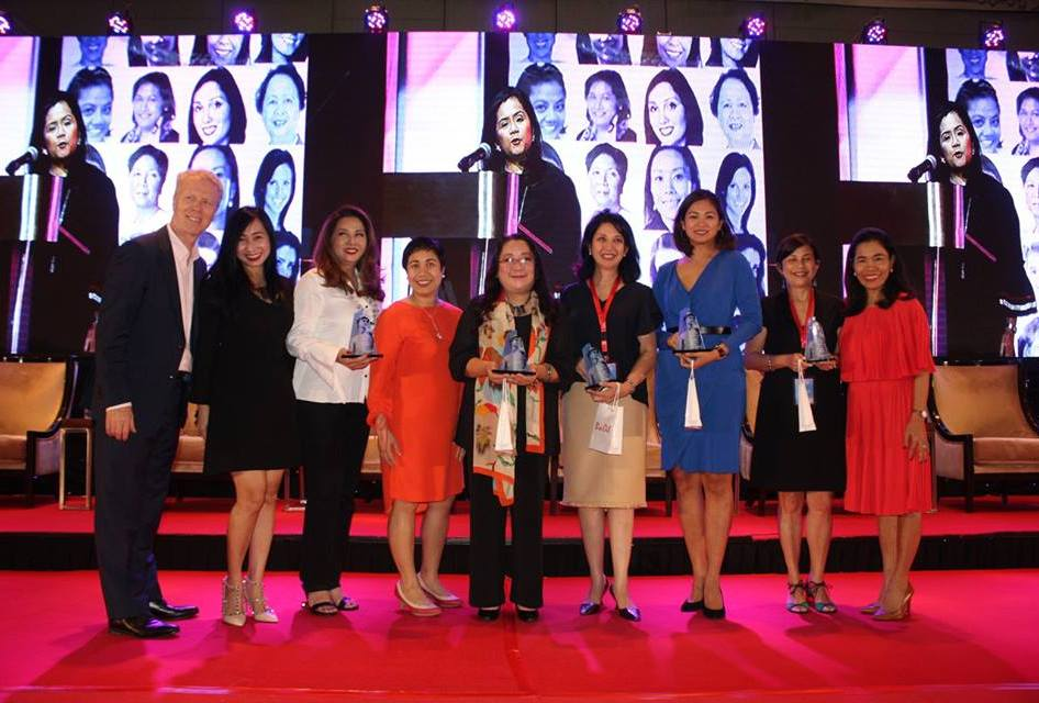 One of the speakers at the Asian Women Summit last March 2018