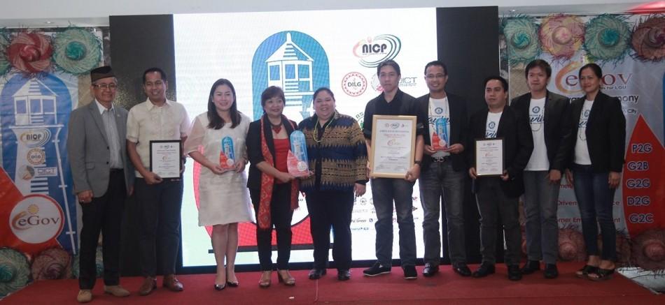 P2G Winners - CDO, Cavinti amd Silang