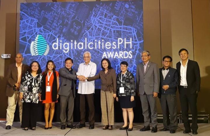 Digital Cities PH Awards for Best Practices in eGovernance forLGUs