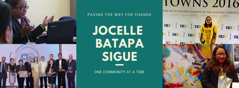 Jocelle Batapa Sigue